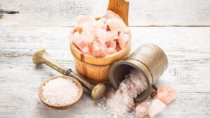 himalayan salt for the home