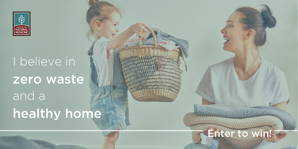 Win One-of-Three Eco-Friendly Laundry Bundles!