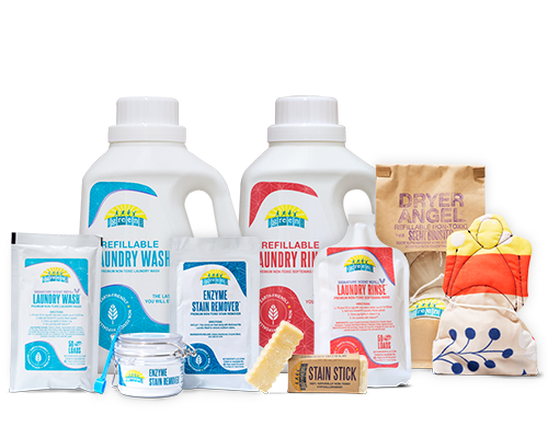 Win One-of-Three Eco-Friendly Laundry Bundles