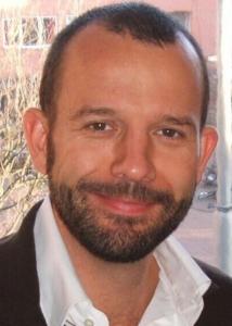 Chris Partridge, author - 'Wake Up'