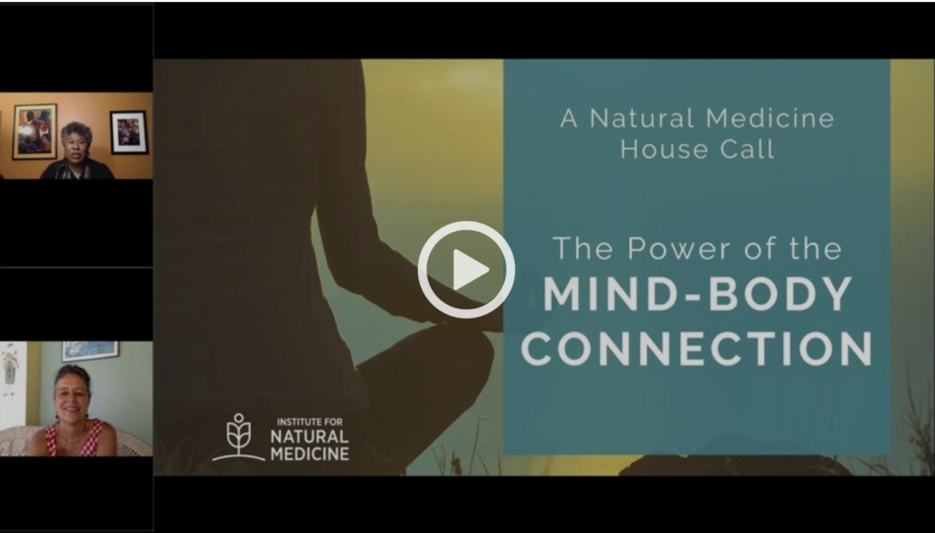 Mind and mind-body connection