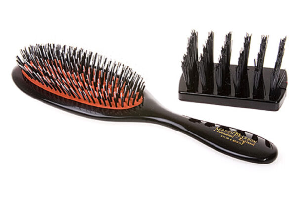 best hairbrush for your hair type