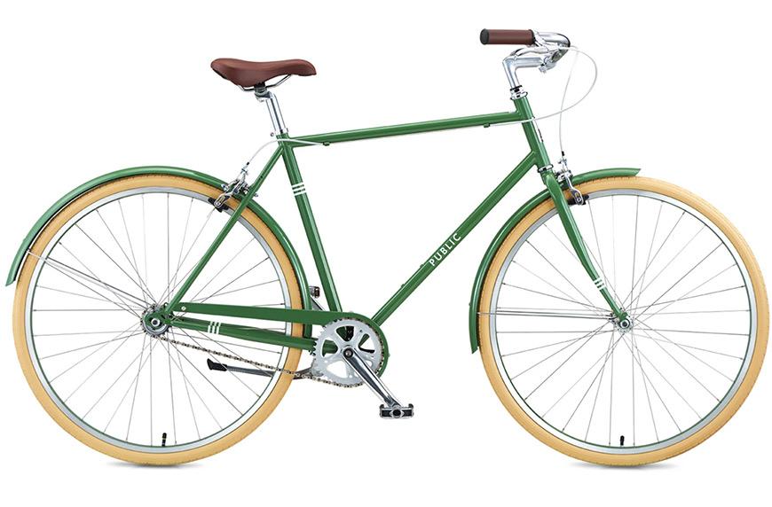 Public V1, buy a bike online