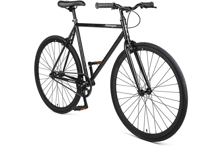 Harper Single-Speed Fixed Gear Urban Commuter Bike, buy a bike online