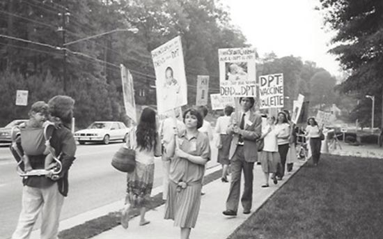 nvic 1986 cdc protest