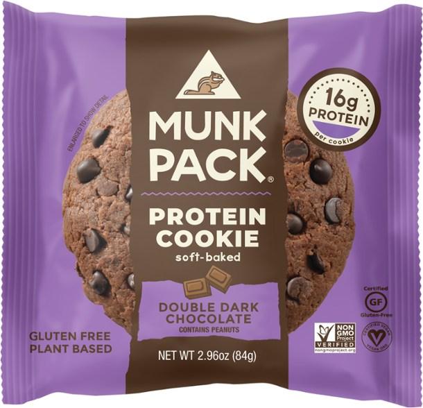 munk pack protein cookie