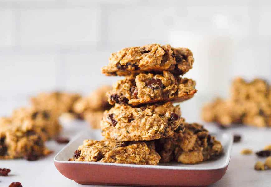 oat protein cookies