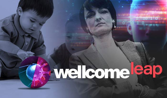 Wellcome leap