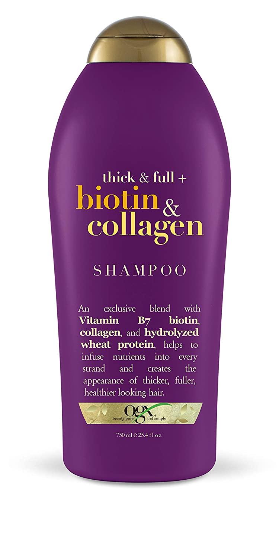 shampoos for thin hair