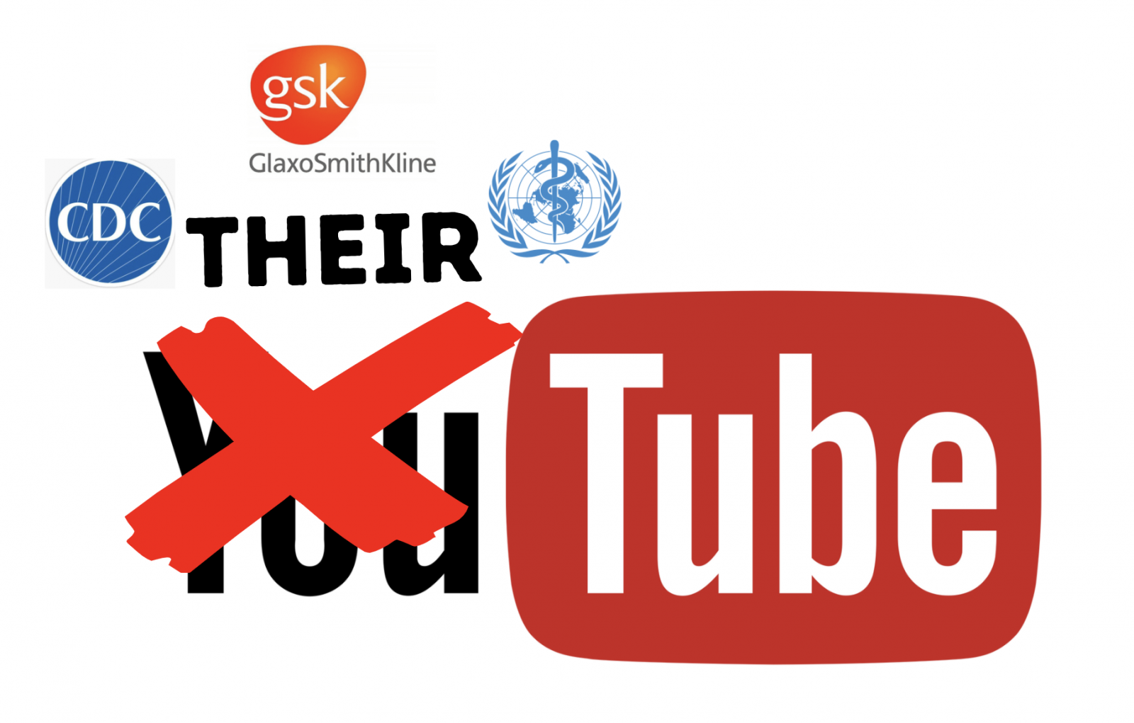 YOUTUBE Bans All Content Questioning Vaccine Safety or Effectiveness