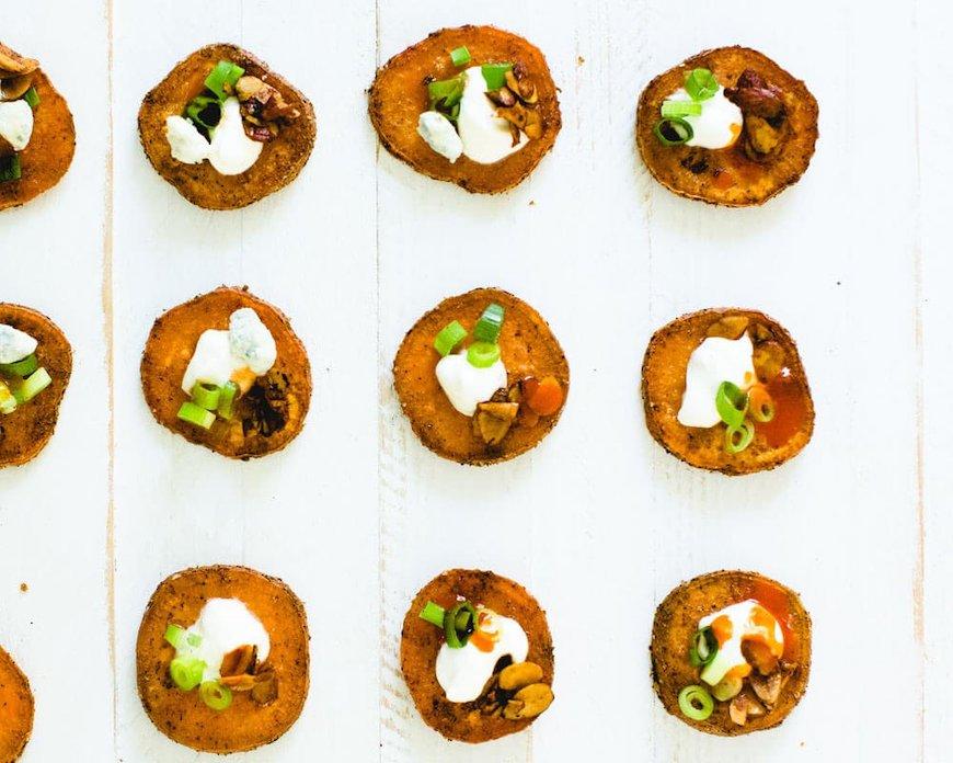 fall appetizer recipes sweet potato